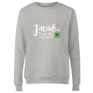 Sweat de Noël Femme Jacadi - Gris