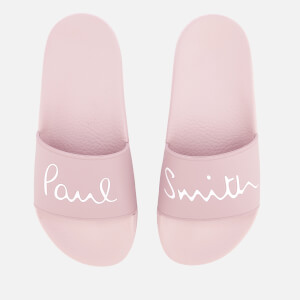 Paul Smith Women's Rubina Logo Slide Sandals - Pink