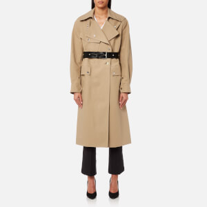 Helmut Lang Women's Utility Mackintosh Coat - Cargo