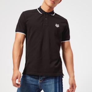 KENZO Men's Icon Slim Polo Shirt - Black