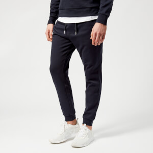 Armani Exchange Men's Cuffed Sweatpants - Navy