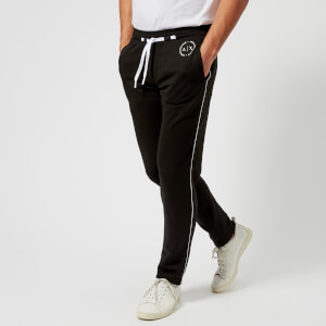 Armani Exchange Men's Drawstring Sweatpants - Black