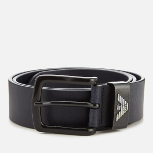 Emporio Armani Men's Belt - Blu