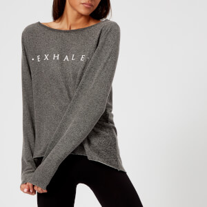 M-Life Women's Nirvana Sweat Top - Flint Melange