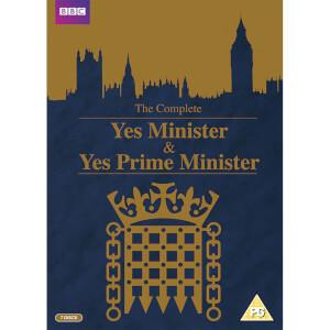Complete Minister Boxset