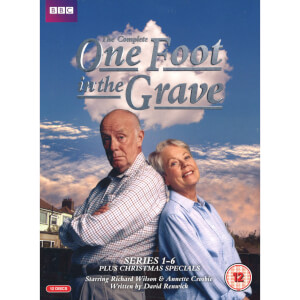 One Foot in the Grave Complete Boxset