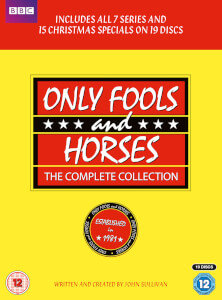 Only Fools & Horses - The Complete Collection
