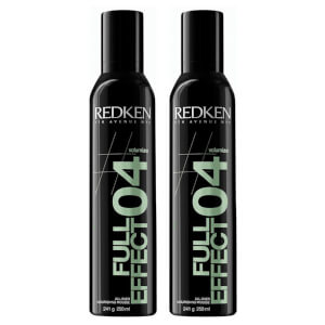 Redken Styling - Full Effect -muotovaahtosetti (2 x 250ml)
