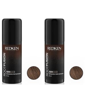 Redken Root Fusion - Dark Blonde Duo (2 x 75ml)