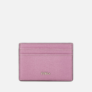 Furla Women's Babylon Small Credit Card Case - Pink
