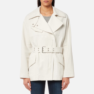 Belstaff Women's Clonmore Jacket - Light Canvas