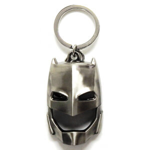 DC Comics Batman Mask Pewter Keyring