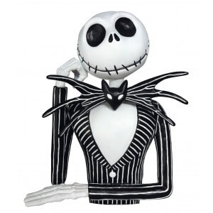 The Nightmare Before Christmas Jack Bust Bank