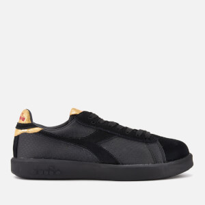 Diadora Women's Game Wide Trainers - Black
