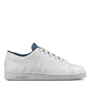 K-Swiss Men's Lozan III TT Trainers - White/Ensign Blue/Camo