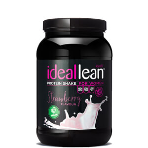 IdealLean Vegan Protein - Strawberry