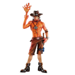 Figurine One Piece SCultures Portgas D. Ace - Version Terre Brûlée