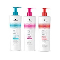 Schwarzkopf Professional Cleansing Conditioner: Repair Rescue, Color Freeze & Moisture Kick