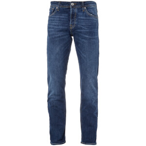 Jack & Jones Men's Originals Mike Straight Fit Jeans - Dark Wash
