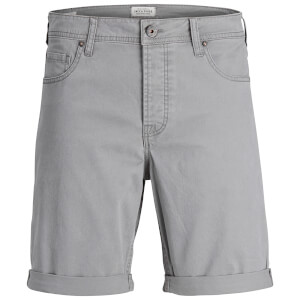Jack & Jones Originals Men's Rick Chino Shorts - Steel Grey