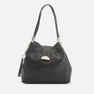Dune Women's Demii Shoulder Bag Tote Bag - Black