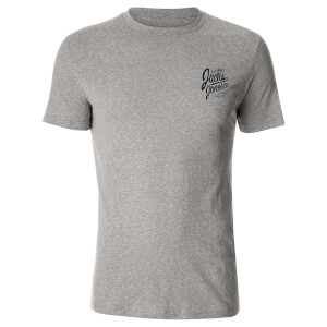 T-Shirt Homme Originals Breezes Jack & Jones - Gris Chiné