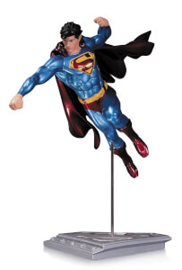 DC Statue Superman Man Of Steel By Shane Davis
