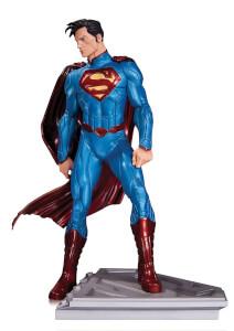 DC Statue Superman Man Of Steel By John Romita Jr