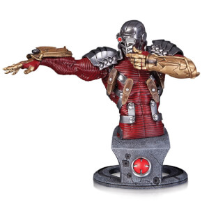 Estatua Deadshot - DC Comics Supervillanos