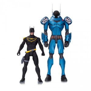DC Figs Designer GC Batman 2pk