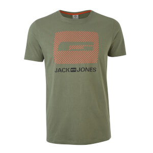 Jack & Jones Men's Core Mirko T-Shirt - Thyme