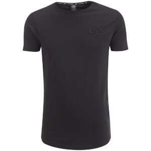 Crosshatch Men's Kintore T-Shirt - Black