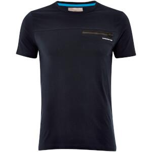 Camiseta Dissident Adachi - Hombre - Azul marino