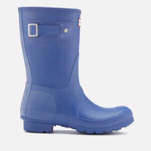 Hunter Women's Original Short Wellies - Bright Cobalt