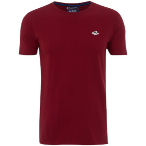 Le Shark Men's Keppel T-Shirt - LS Red