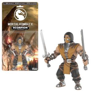 Mortal Kombat Scorpion Action Figur
