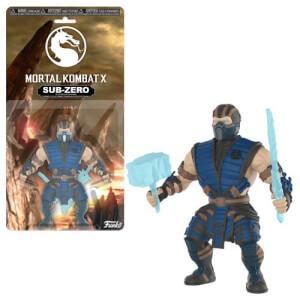Mortal Kombat Subzero Action Figur
