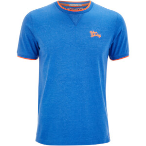 Tokyo Laundry Men's Lilford T-Shirt - Cornflower Blue