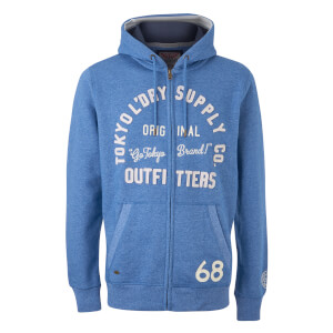 Comprar Tokyo Laundry Men's Marshall Bay Hoody - Federal Blue