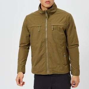 Jack Wolfskin Men's Camio Road Jacket - Burnt Olive