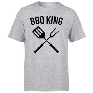 BBQ King T-Shirt - Grey