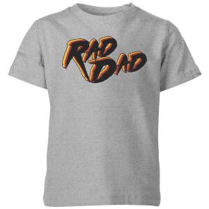 Rad Dad Kids' T-Shirt - Grey