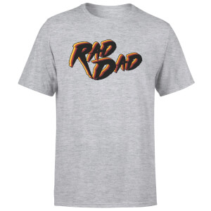 Rad Dad T-Shirt - Grey