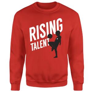 Rising Talent Sweatshirt - Red