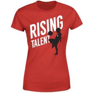 Rising Talent Women's T-Shirt - Red