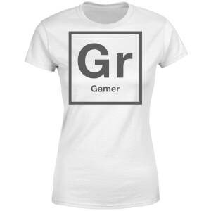 Periodic Gamer Women's T-Shirt - White
