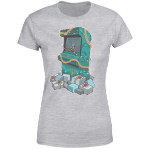 Arcade Tress Women's T-Shirt - Grey