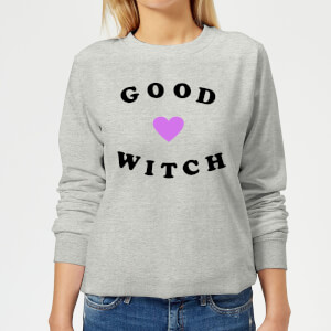Good Witch Women's Sweatshirt - Grey