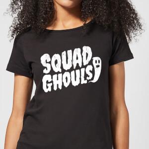Squad Ghouls Women's T-Shirt - Black