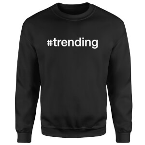 trending Sweatshirt - Black